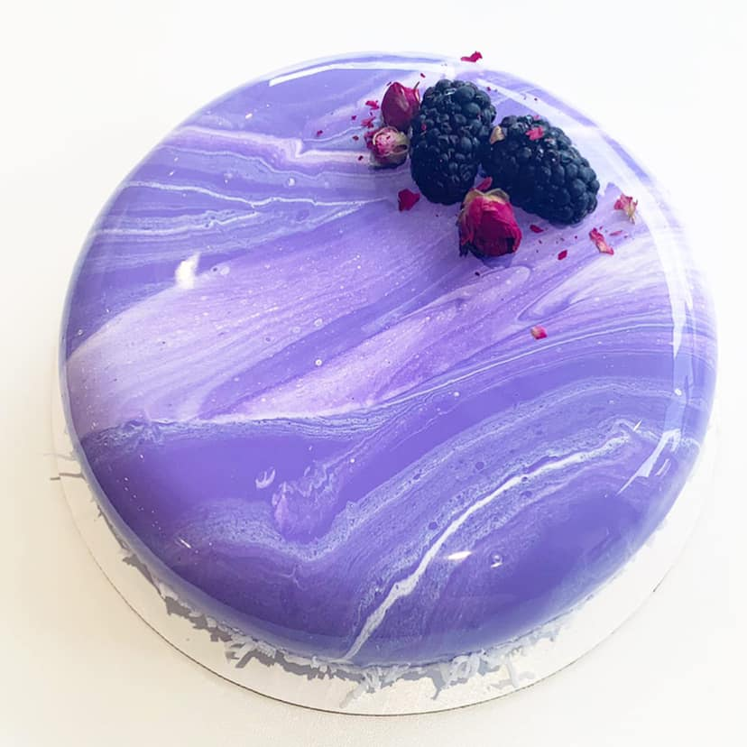 entremets cakes image