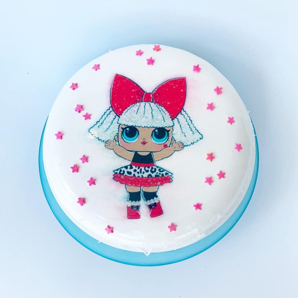 Printed Cake image