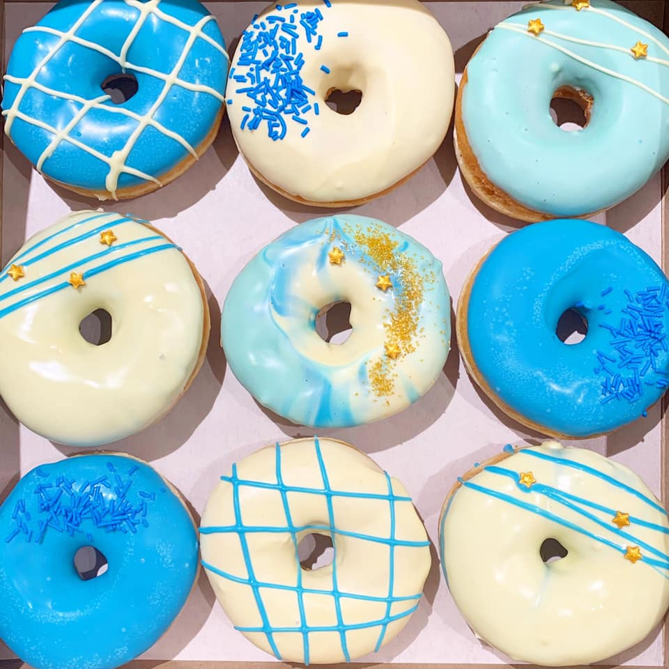Custom Donuts image