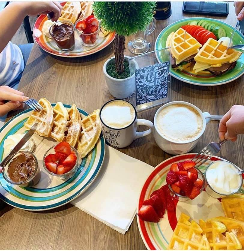 Waffles image